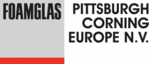 Logo Pittsburgh Corning Europe Foamglas - Tessenderlo