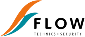 Logo Flow Technics & Security - Beveiliging Knokke-Heist
