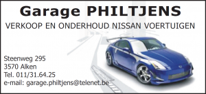 Logo Garage Philtjens - Garage Philtjens Alken