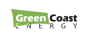 Logo Green Coast Energy - Energiezuinig verwarmen