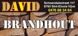 Logo Brandhout David - Pellets Waregem