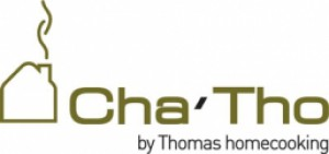 Logo Cha'Tho by Thomas homecooking