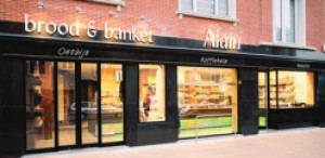Logo Brood & Banket Alain - Gullegem