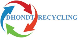 Logo Dhondt Recycling - Tielt