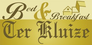 Logo B&B Ter Kluize - Bed & Breakfast Lede