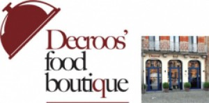 Logo Decroos Food Boutique - Ieper