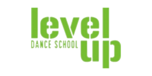 Logo Dance School Level Up - Hasselt & Zonhoven
