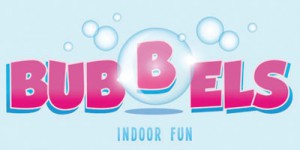 Logo Bubbels indoor fun