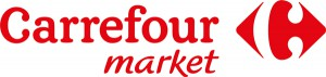 Logo Carrefour market Willebroek - Willebroek