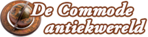 Logo De Commode - Antiek, brocante en opruiming inboedels