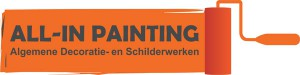 Logo All-In Painting - Herselt
