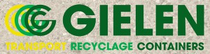 Logo Gielen containerservice - Genk