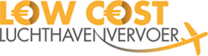 Logo Low Cost Luchthavenvervoer - Aalst