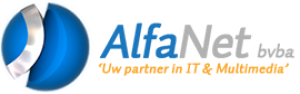 Logo AlfaNet - IT Tessenderlo