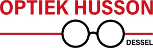 Logo Optiek Husson - Brillenzaak Dessel