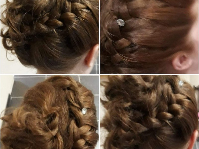 Different Hairdesign By Vicky