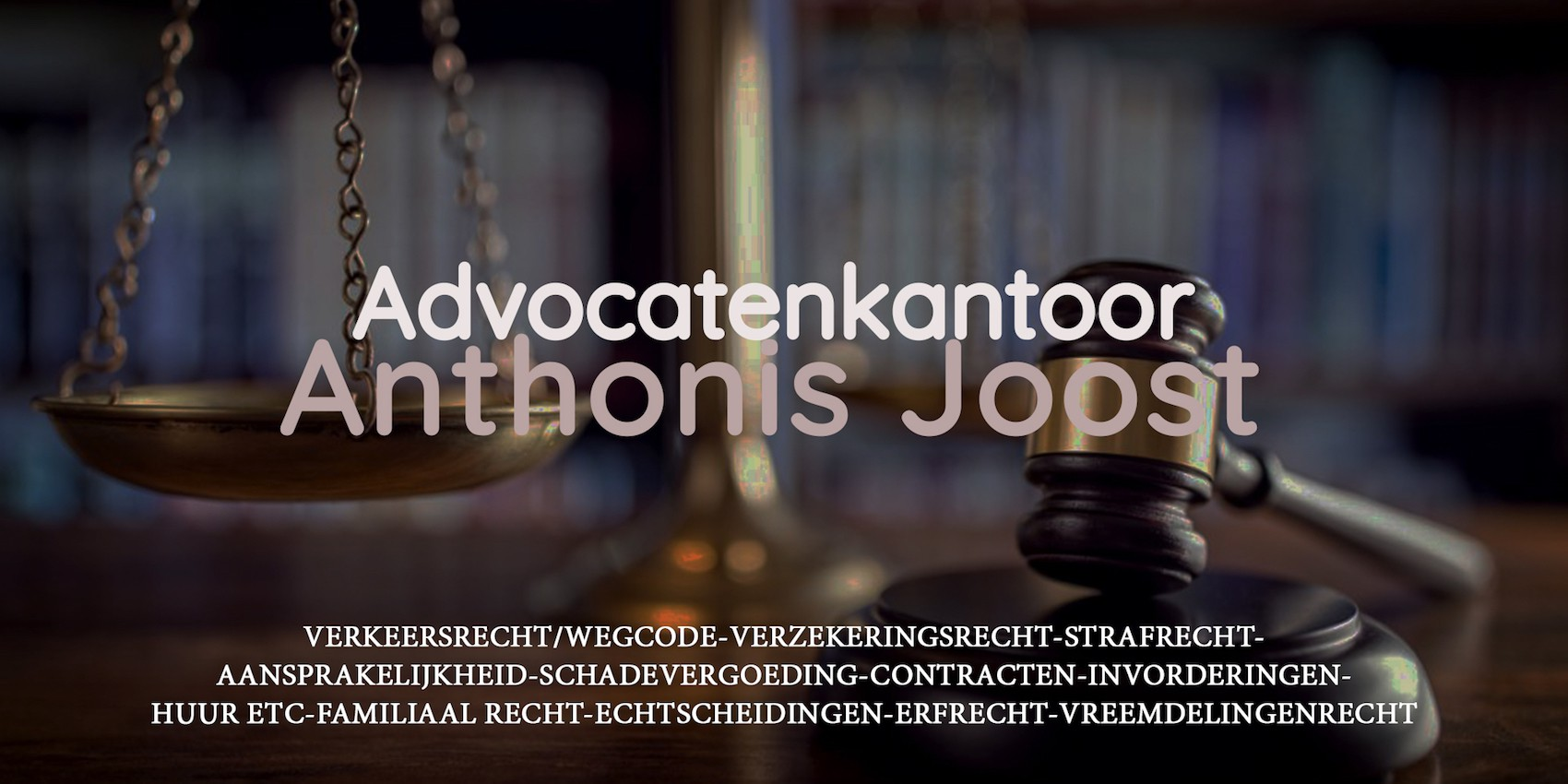 Header Advocatenkantoor Anthonis Joost - Advocaat Herentals