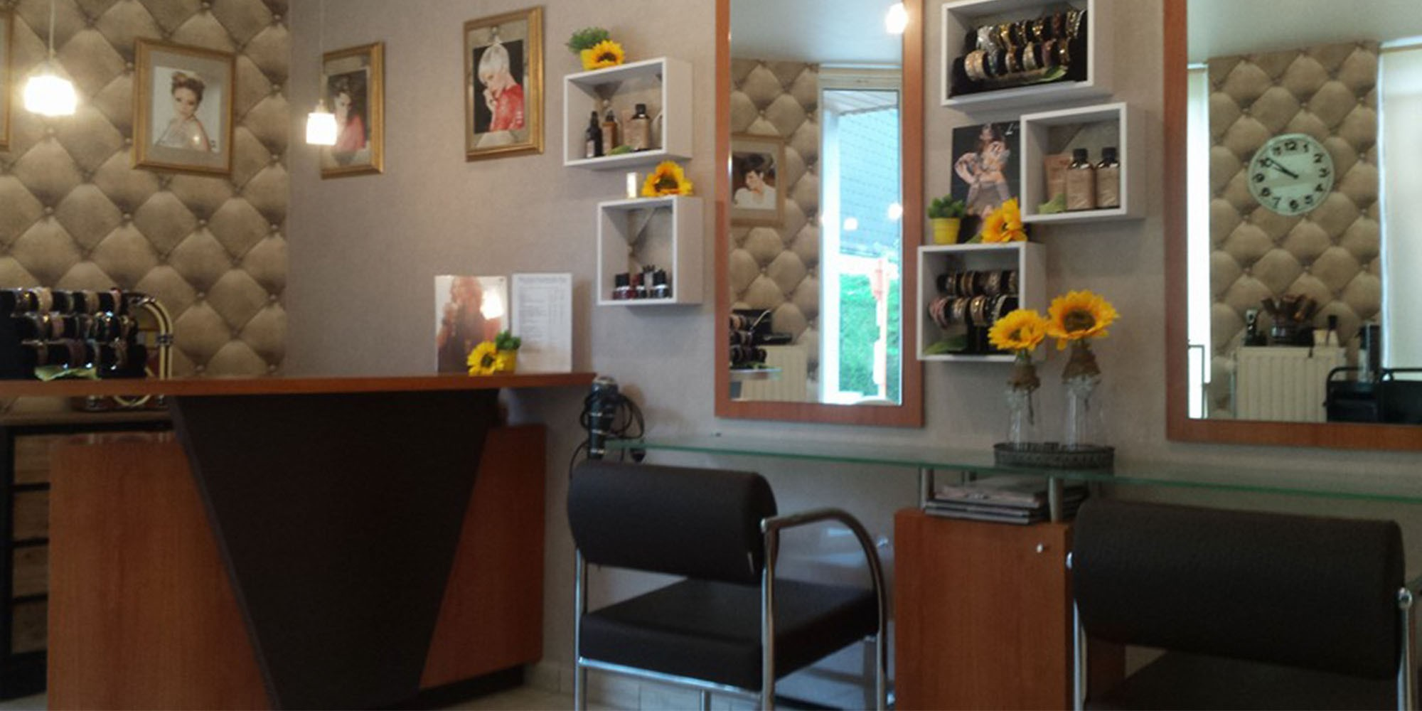 Header Hairstudio Ilse - Kapsalon Aalst