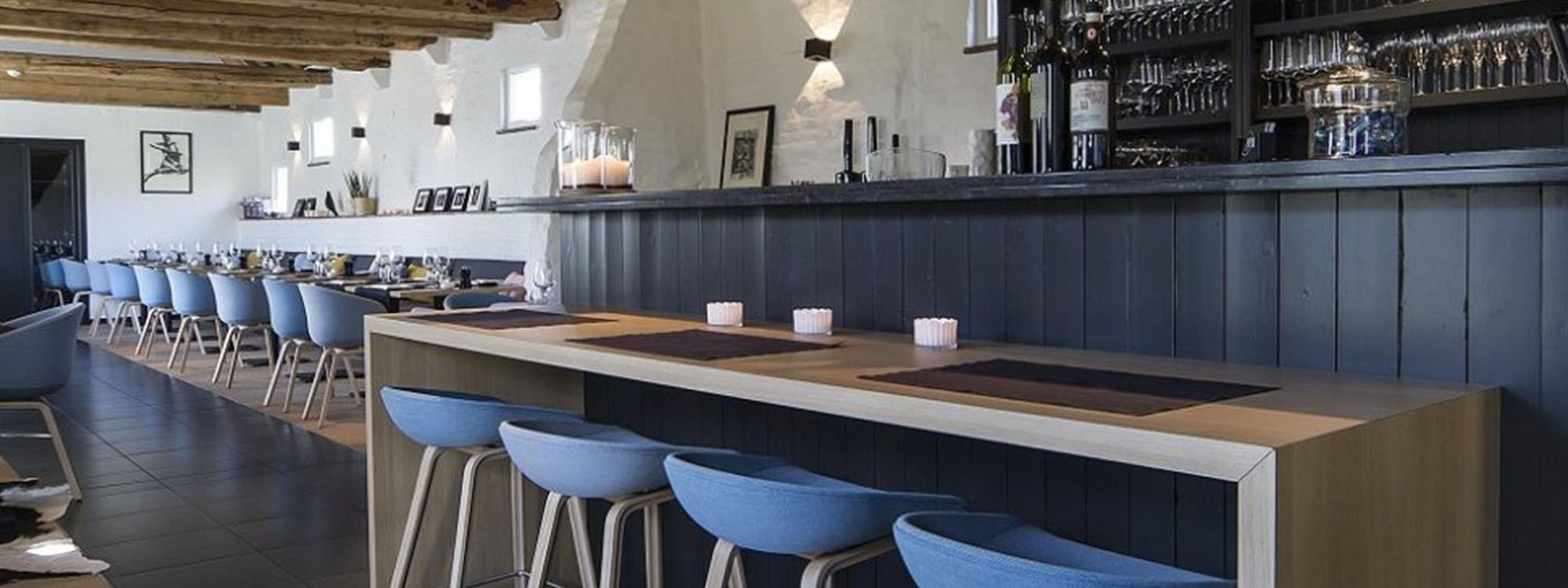 Header Restaurant Papinglo - Lunch Maldegem