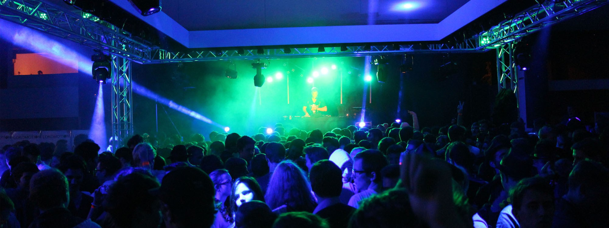 Header Events DVS Entertainment - DJ Leuven