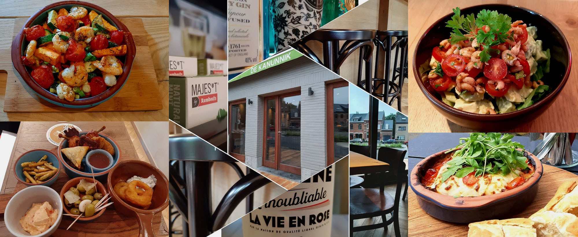 Header Café De Kanunnik - Tapas Willebroek