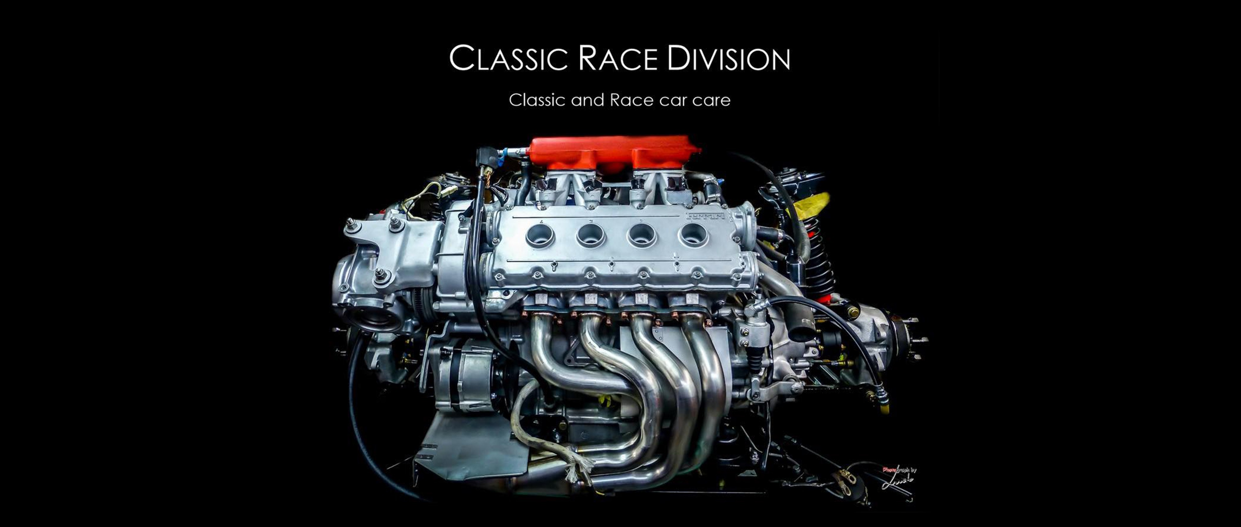 Header Classic Race Division - Classic and Race car care Malle