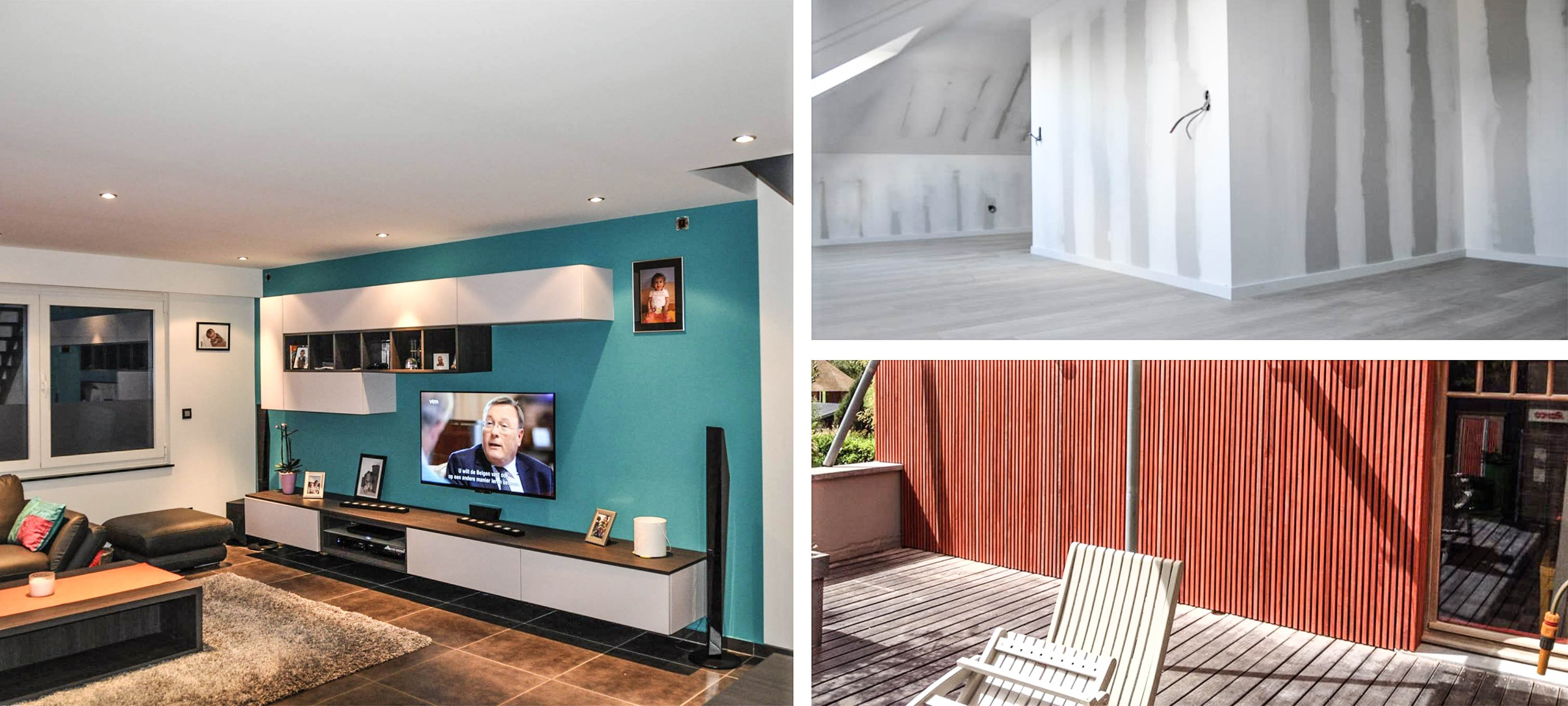 Header VS Concept - Interieur renovatie Dendermonde