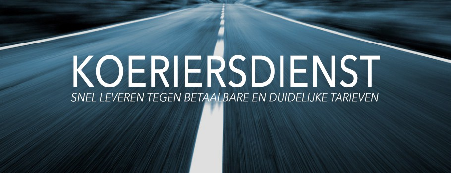 Header Transport Neefs & Co - Koerierdienst Antwerpen