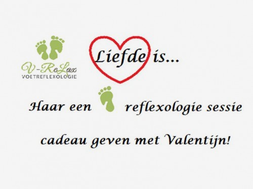 V-ReLax: Liefde is ...