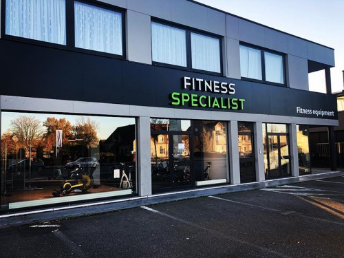 Videoreportage Fitness Specialist