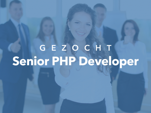 Vacature Senior PHP Developer