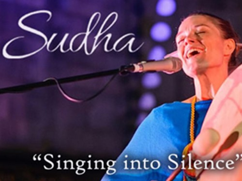 "Concert  SUDHA  ""Singing into Silence"""