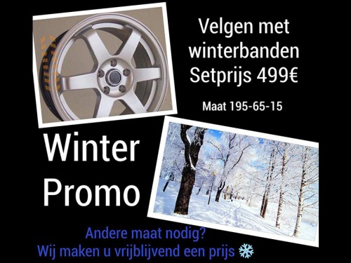 Winterbanden promo