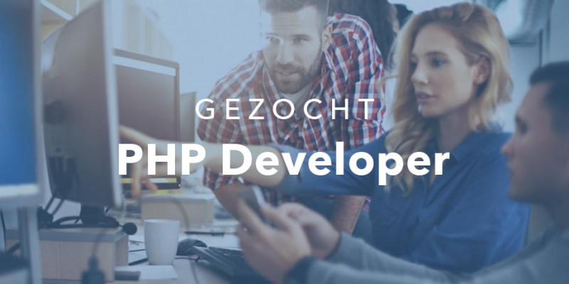 Vacature PHP Developer