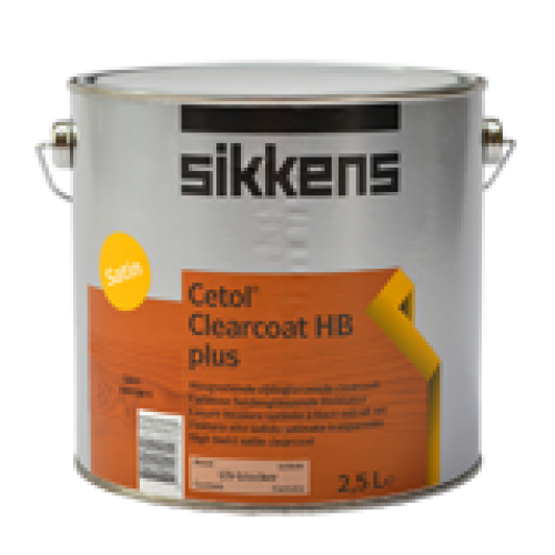 Cetol Clearcoat HB Plus