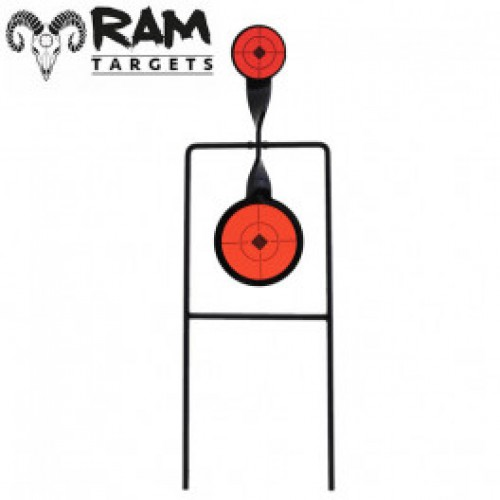 Single Spinner target