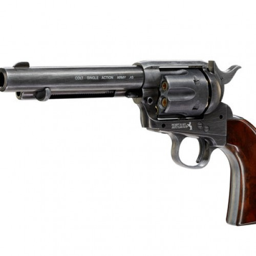 Colt SAA .45-5.5  Antique Finish
