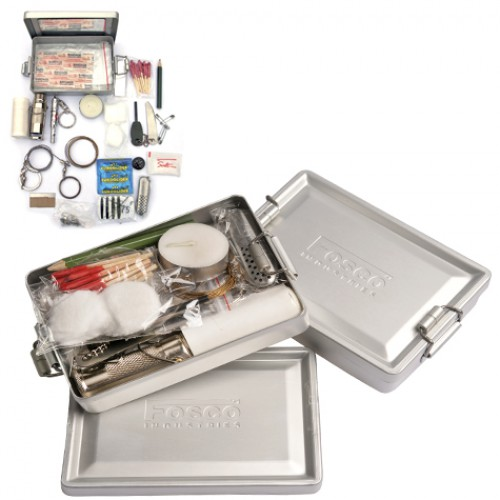 ALUMINIUM BOX SURVIVAL GEAR 101 INC.