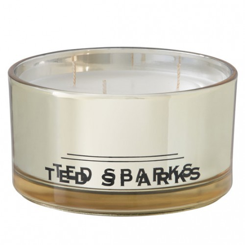 TED SPARKS magnum Metallic Collection Gold