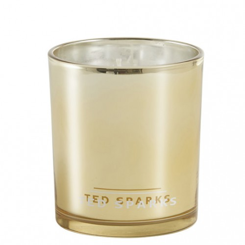 TED SPARKS Demi Metallic Collection Gold